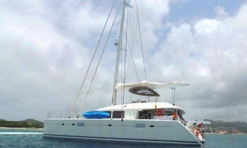 Image of Lagoon 560 for sale in Martinique for $872,027 (£630,807) Martinique