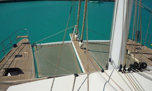Image of Sunreef Yachts 62 Sailing for sale in Tunisia for $938,697 (£726,743) Unknown,, Tunisia