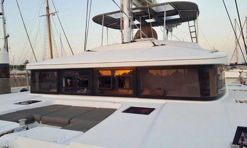 Image of Lagoon 52F for sale in Spain for $720,344 (£516,435) Valencia,, Spain