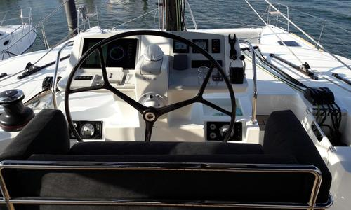 Image of Lagoon 560 for sale in France for €1,275,000 (£1,094,026) Martinique, Caribbean,, France