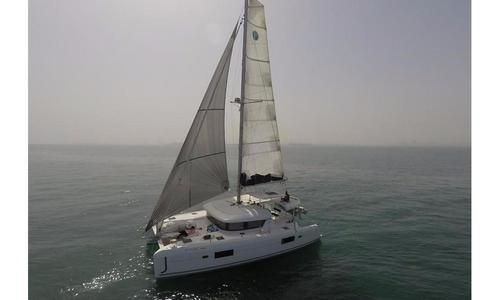 Image of Lagoon 42 for sale in United Arab Emirates for $449,000 (£317,483) Dubai,, United Arab Emirates