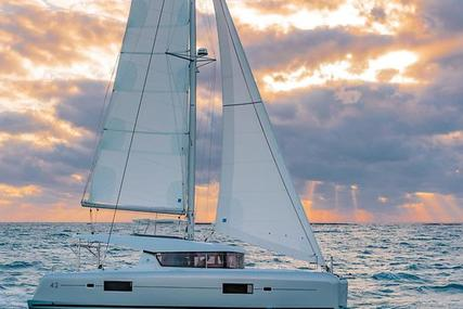Lagoon 2019  42 for sale in Spain for $507,609 (£393,578)