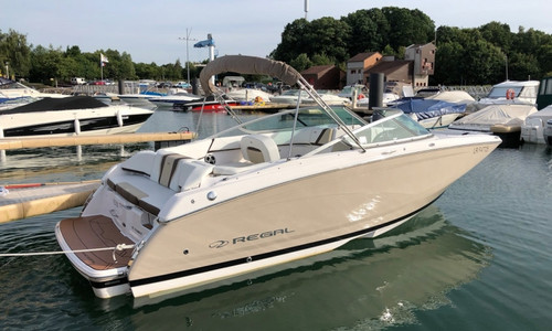 Image of Regal 22 FasDeck for sale in France for €69,000 (£63,033) DIENVILLE, DIENVILLE, , France