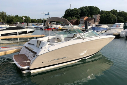 Regal 22 FasDeck for sale in France for €69,000 (£63,222)