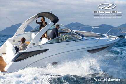 Regal 26 Express for sale in France for €110,000 (£99,695)