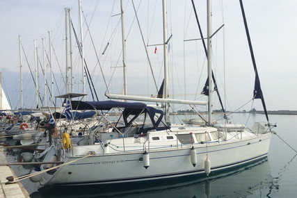 Jeanneau Sun Odyssey 43 DS for sale in Greece for €68,000 (£62,331)