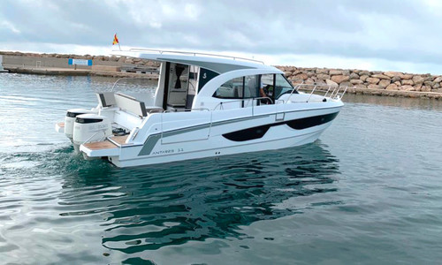 Image of Beneteau ANTARES 11 OB for sale in Spain for €239,032 (£219,465) Port Ginesta, Spain