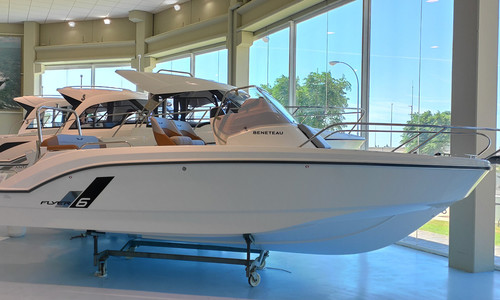 Image of Beneteau Flyer 6 Sundeck for sale in  for €43,355 (£39,594) Hospitalet del Infante, Hospitalet del Infante,