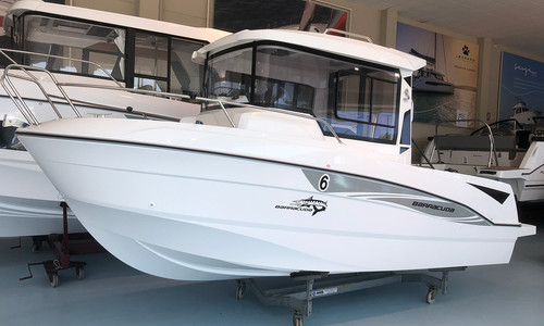 Image of Beneteau Barracuda 6 for sale in Spain for €50,411 (£46,208) Hospitalet del Infante, Spain