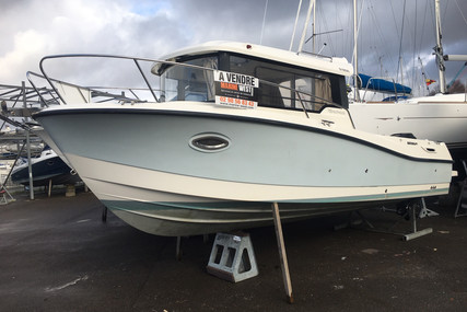 Quicksilver Captur 755 Pilothouse for sale in France for €39,000 (£35,807)