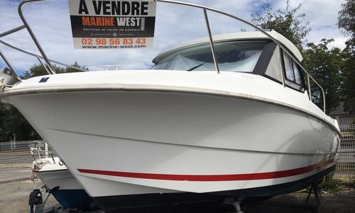Image of Beneteau Antares 7.80 for sale in France for €37,900 (£34,797) La Forêt-Fouesnant, , France