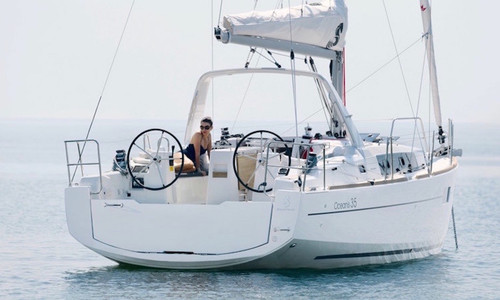Image of Beneteau Oceanis 35.1 for sale in France for €133,000 (£121,912) Saint-Raphaël, , France
