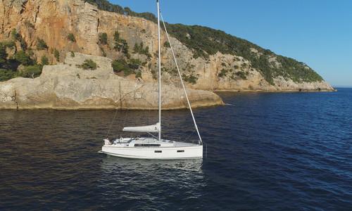 Image of Beneteau Oceanis 38.1 for sale in France for €158,000 (£144,147) Saint-Raphaël, , France