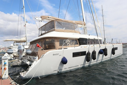 Lagoon 620 for sale in Turkey for €1,550,000 (£1,414,582)