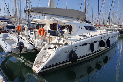 Nautitech 47 for sale in Greece for €255,000 (£232,406)