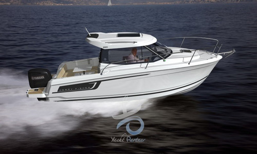 Image of Jeanneau Merry Fisher 695 for sale in Italy for €48,000 (£43,836) Mar Ionio, Mar Ionio, , Italy