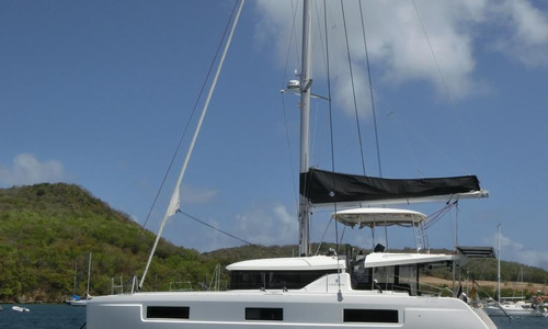 Image of Lagoon 46 for sale in Martinique for €650,000 (£593,613) Le Marin, Martinique