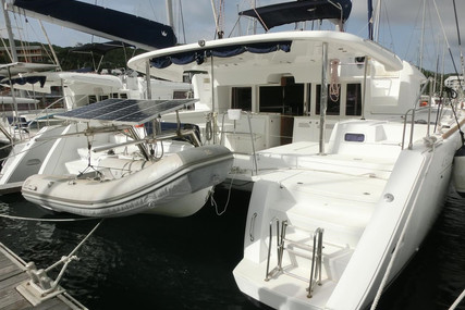 Lagoon 450 for sale in Martinique for €330,000 (£301,373)