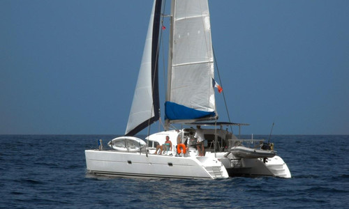 Image of Lagoon 380 for sale in  for €139,000 (£127,621) Le Marin,