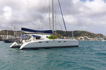 Nautitech 47 for sale in Martinique for €330,000 (£301,067)