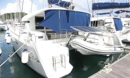 Image of Lagoon 39 for sale in Martinique for €220,000 (£200,779) Le Marin, Martinique