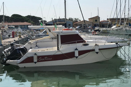 San Remo 750 FISHER for sale in Italy for €38,000 (£34,440)