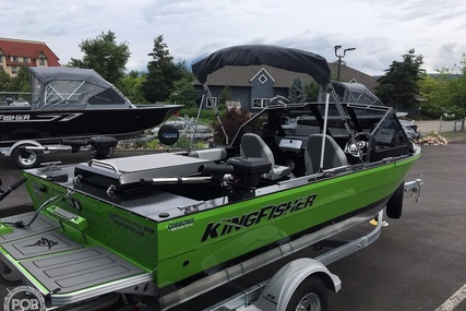 Kingfisher 18 for sale in Canada for $77,700 (£45,554)