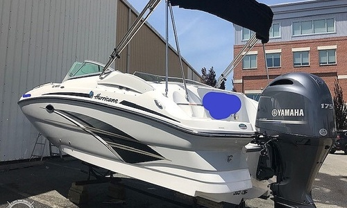 Image of Hurricane 2200 Sundeck for sale in United States of America for $62,200 (£48,812) Port Deposit, Maryland, United States of America
