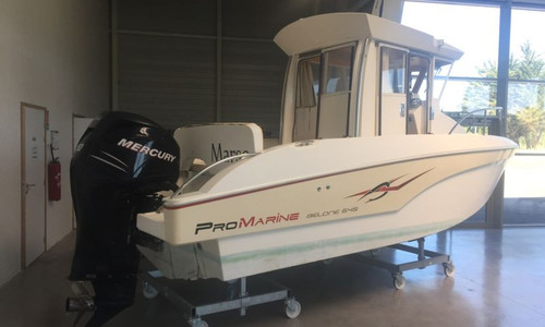 Image of PRO MARINE 640 BELONE for sale in France for €22,000 (£20,199) PORNICHET, PORNICHET, , France