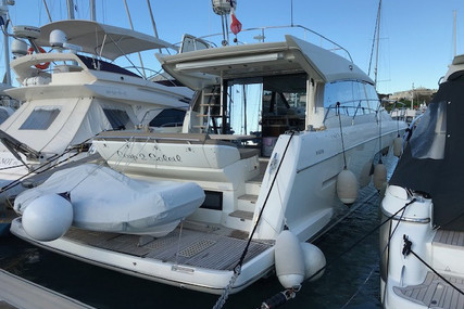 Prestige 550 S for sale in France for €550,000 (£502,288)