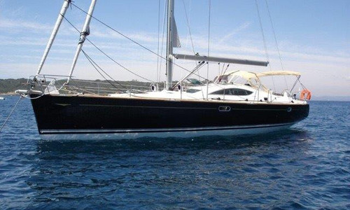 Image of Jeanneau Sun Odyssey 49 DS for sale in France for €170,000 (£154,749) HYERES, , France