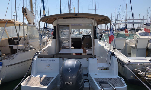 Image of Jeanneau Merry Fisher 695 for sale in France for €45,000 (£41,096) cannes, cannes, , France