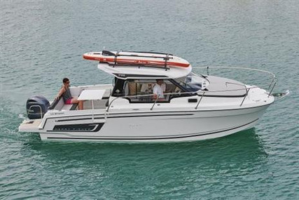 Jeanneau Merry Fisher 795 for sale in Ireland for €91,900 (£82,626)