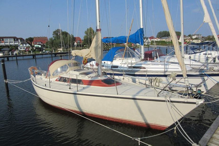 Dehler Optima 101 for sale in Germany for €30,500 (£26,269)