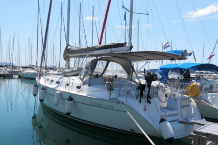 Beneteau Cyclades 43.4 for sale in Croatia for €70,000 (£63,442)