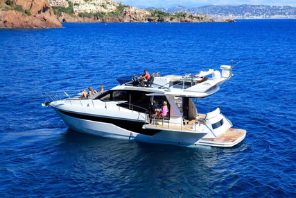 Galeon 460 Fly for sale in France for €852,470 (£778,753)