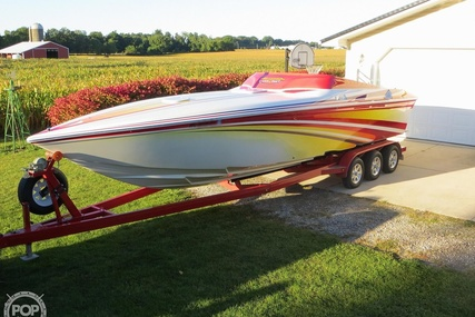 Sunsation 32 Dominator SS for sale in United States of America for $123,000 (£95,369)