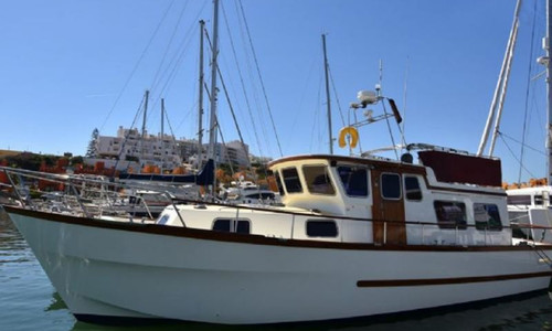 Image of Colvic 38 Trawler for sale in Portugal for €85,000 (£77,156) LISBON, , Portugal