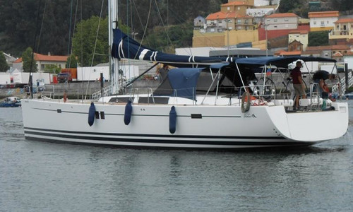 Image of Hanse 630E for sale in Portugal for €545,000 (£500,386) NORTH OF , Portugal