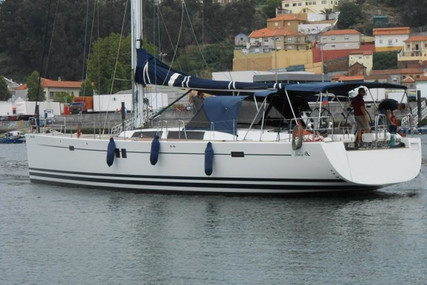 Hanse 630E for sale in Portugal for €545,000 (£497,871)