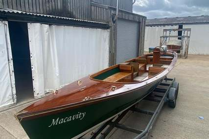 Bossoms Open Patricia Launch for sale in United Kingdom for £17,950