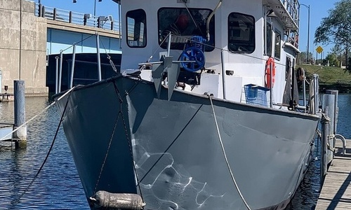 Image of Martin 40 Dive Trawler for sale in United States of America for $52,500 (£37,710) Saint Joseph, Michigan, United States of America