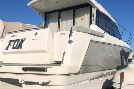 Jeanneau NC 9 for sale in Croatia for €125,000 (£108,062)