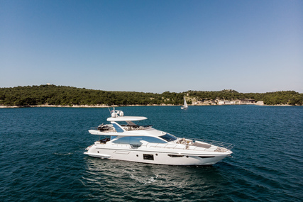 Azimut Yachts 72 for sale in Croatia for €2,240,000 (£1,989,714)