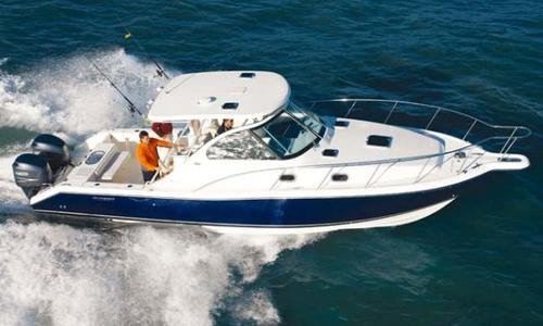 Image of Pursuit OS 335 Offshore for sale in Greece for €150,000 (£129,333) glyfada, , Greece