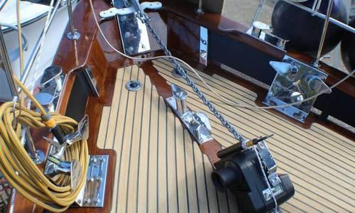 Image of J Francis Jones Ketch Motor-Sailer for sale in United Kingdom for £175,000 Ashore Conwy Marina, United Kingdom