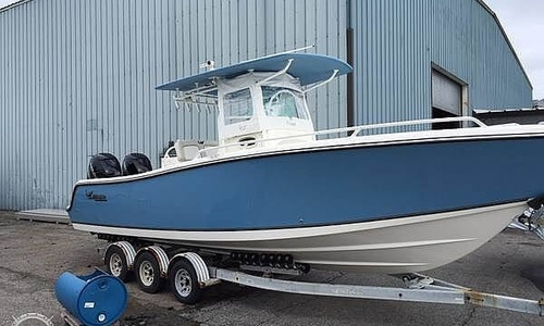 Image of Mako 284 CC for sale in United States of America for $115,000 (£81,554) South Hampton, New Hampshire, United States of America