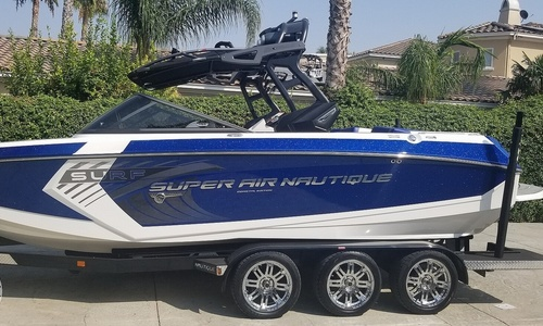 Image of Nautique G23-Coastal Edition for sale in United States of America for $162,000 (£117,092) Tracy, California, United States of America