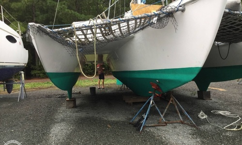 Image of Piver Trimaran 36 for sale in United States of America for $27,800 (£21,816) Deltaville, Virginia, United States of America