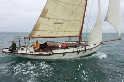 Custom Norman Dallimore Gaff Cutter for sale in United Kingdom for £25,000